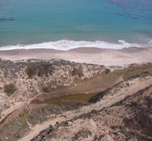 Water Canyon Beach and Estuary